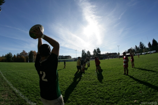 Under 18: ASD Rugby Varese - Rugby Lainate 34 - 8