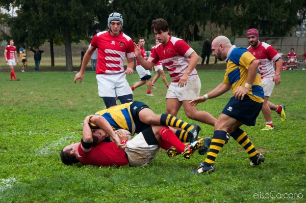 Seniores: Rugby Union 96 - ASD Rugby Varese 21 - 7