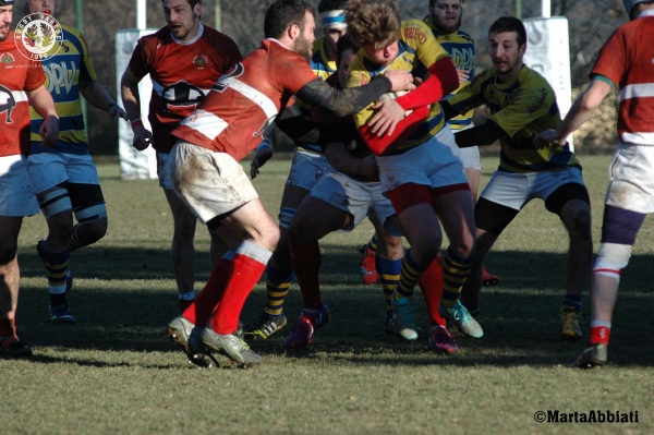 Seniores: ASD Rugby Varese - VII Torino Rugby 13 - 39